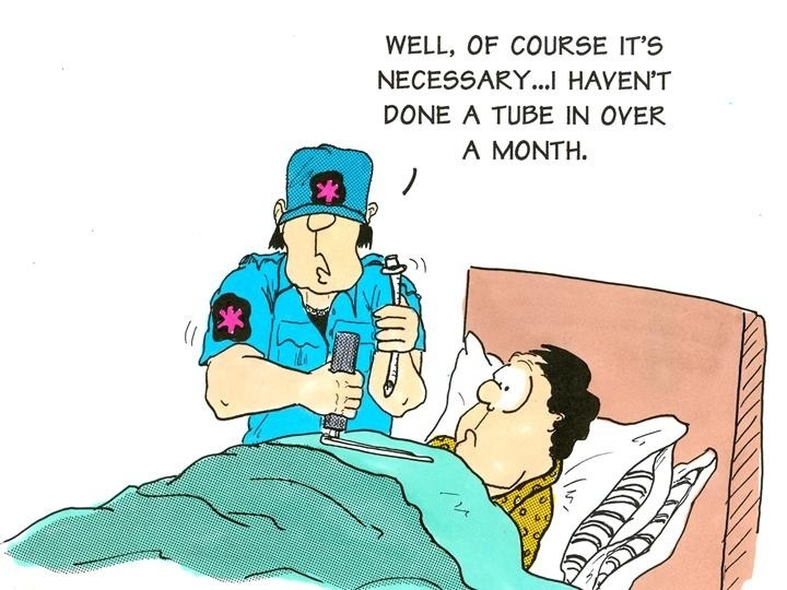 A little EMS humor! | our24yeargap